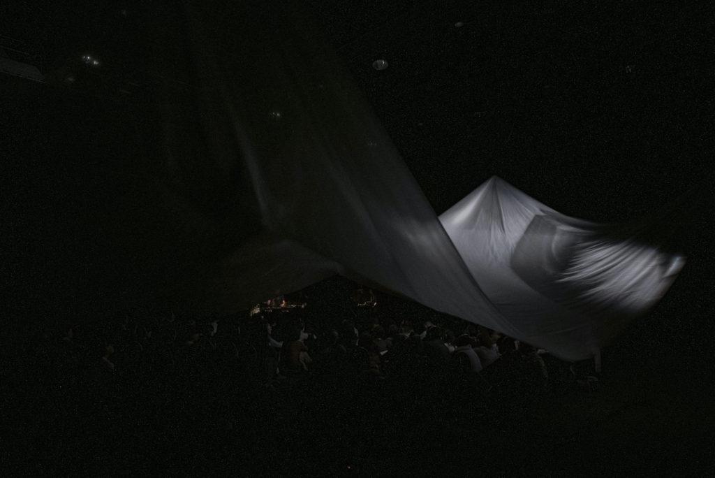 細井美裕+石若駿+YCAM 新作コンサートピース《Sound Mine》
