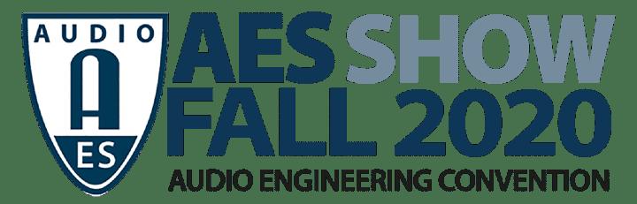 AES NY Convention 2020(国際音響学会)登壇