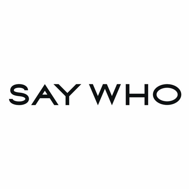 Interview by SAY WHO(EN)